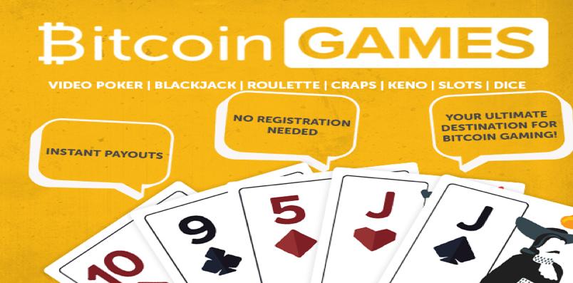 5. Bitcoin Games