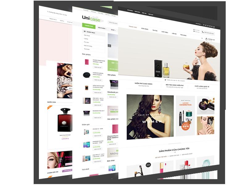 cách bán hàng online trên website
