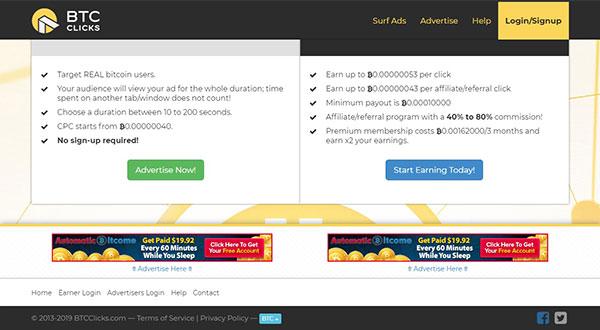 kiếm tiền bằng click quảng cáo