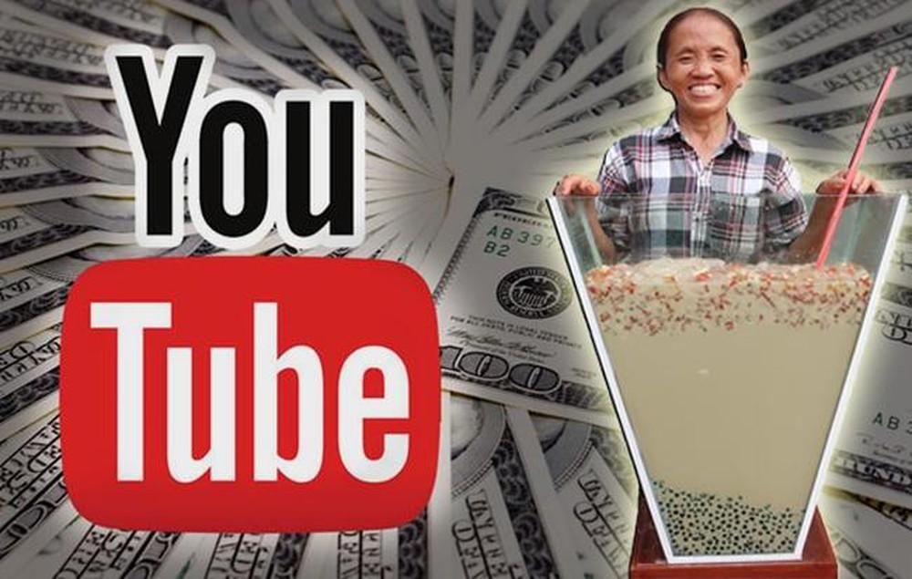 Hình thức kiếm tiền online: Trở thành Youtuber