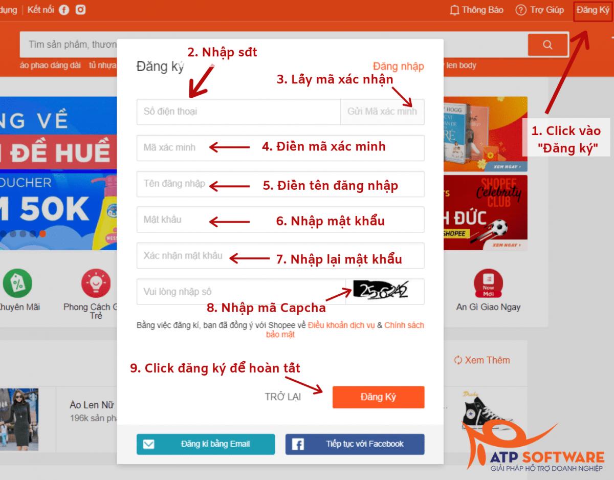 Screenshot 1 4 - Hướng dẫn bán hàng trên Shopee chi tiết từ A-Z