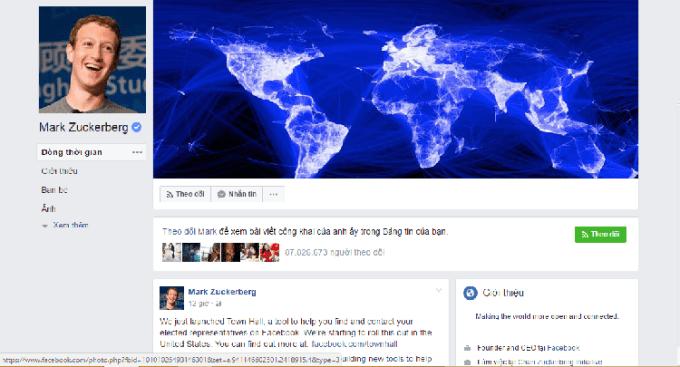 Hướng dẫn bán hàng trên facebook