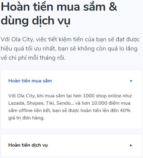 Kiếm tiền Ola City chi tiết nhất A-Z 4