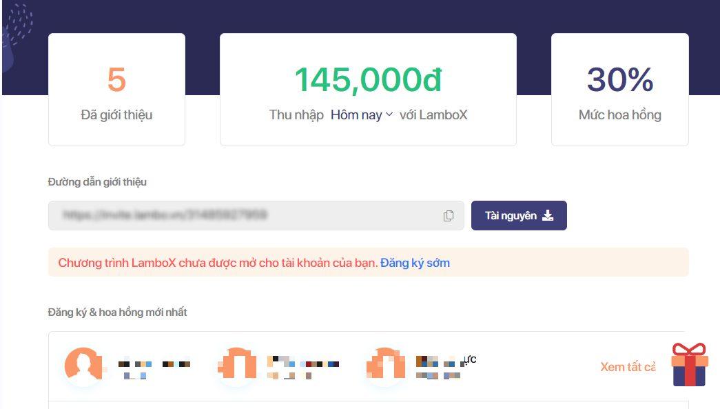Kiếm tiền với Lambo - Công cụ tuyệt vời cho những ai làm MMO - Cách Kiếm  Tiền Online