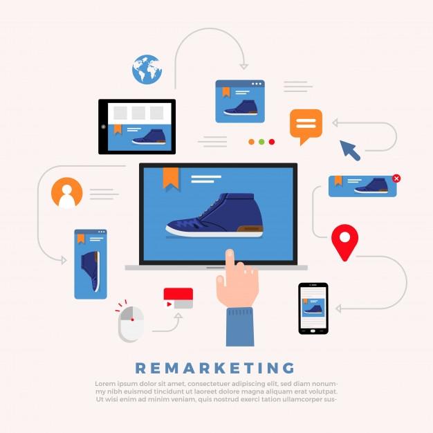 Target đối tượng quảng cáo với remarketing