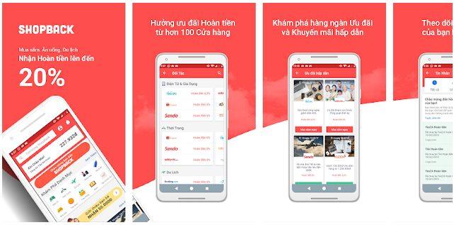 Kiếm tiền với ứng dụng hoàn tiền mua sắm (cashback) - Cách Kiếm Tiền Online