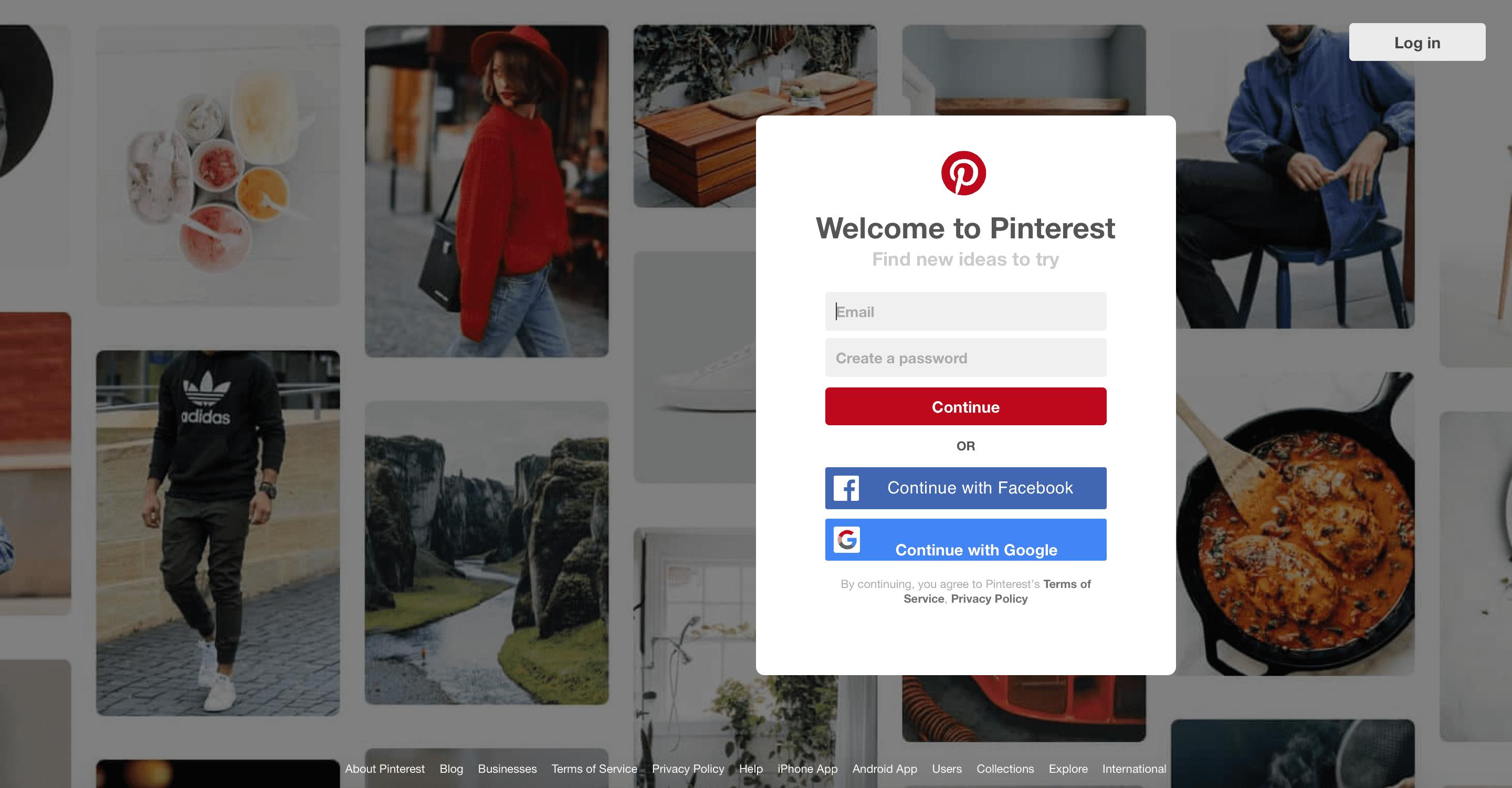 Pinterest là gì