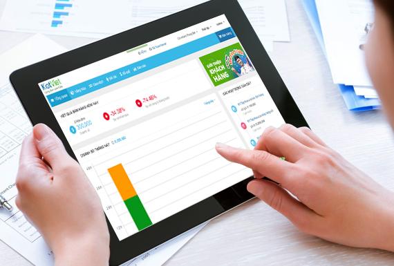 Những lý do để chọn phần mềm bán hàng online
